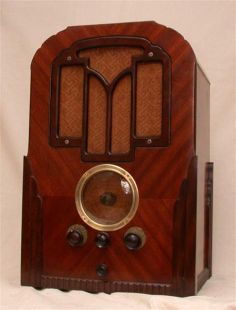 """""""General Electric   año 1.930""""    //////////////////////// Mundo-Radio /////////////////// Quique El Emigrante //////////////////"""
