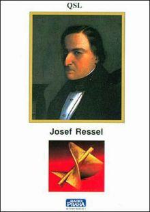 """""""Josef  Ressel"""" - Inventor -       (((((((((((((( Quique El Emigrante )))))))))))))((((((((( Mundo-Radio ))))))))))))"""