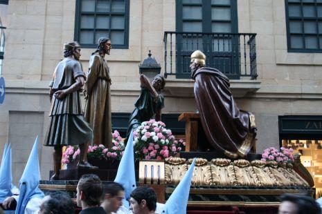 Jesús ante Anas