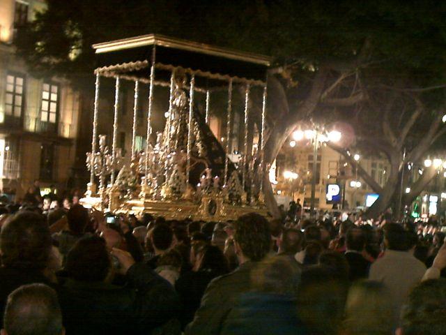 Dolores del Puente Lunes Santo 2008