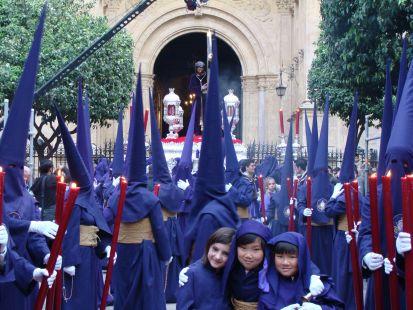 Semana Santa Malagueña abierta a todo el mundo