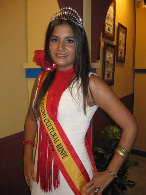 Macarena Benítez, Reina del Centro Cultural Renfe