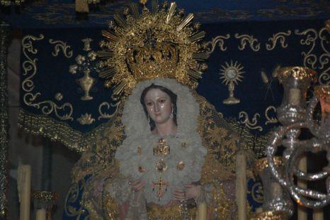 María Santísima del Rosario (Sentencia).