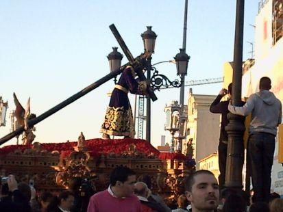 Jesus Nazareno del Perdon Martes santo 2008