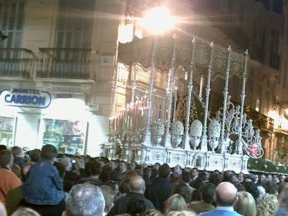 MªStma de las Penas Martes Santo 2008