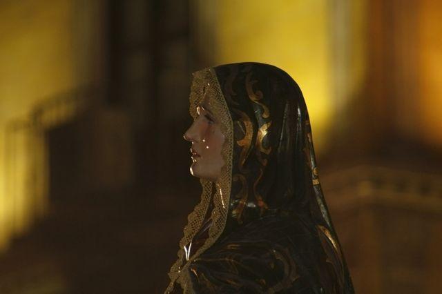 Perfil de Nª Sra de la Soledad
