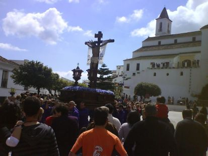 Ntro. Padre Jesús Cruzificado
