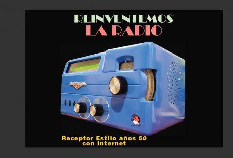 ((( RECEPTOR DE LOA AÑOS 50 )))(((  QUIQUE EL EMIGRANTE )))