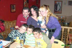 8º Cumpleaños de Miguel Ángel