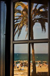 Una ventana con vistas al verano