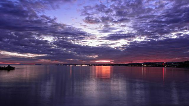 Anochecer de Nubes & Seda en Estepona..1