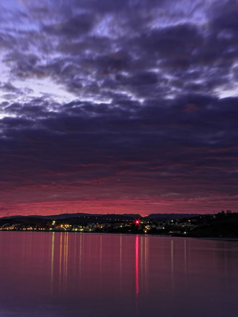Anochecer de Nubes & Seda en Estepona..3