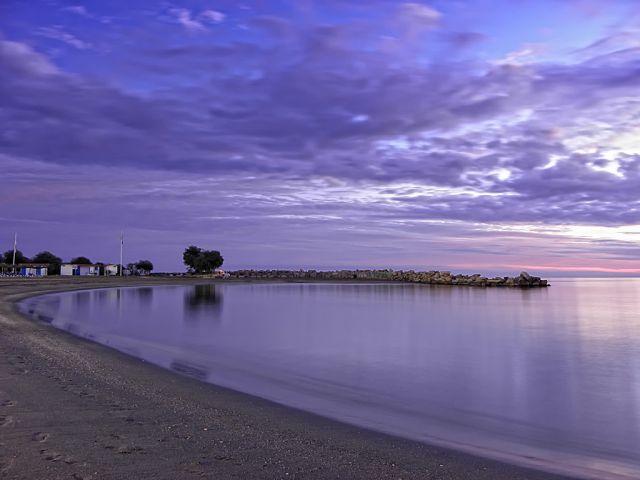 Anochecer de Nubes & Seda en Estepona..4