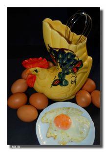 Bodegón del huevo frito