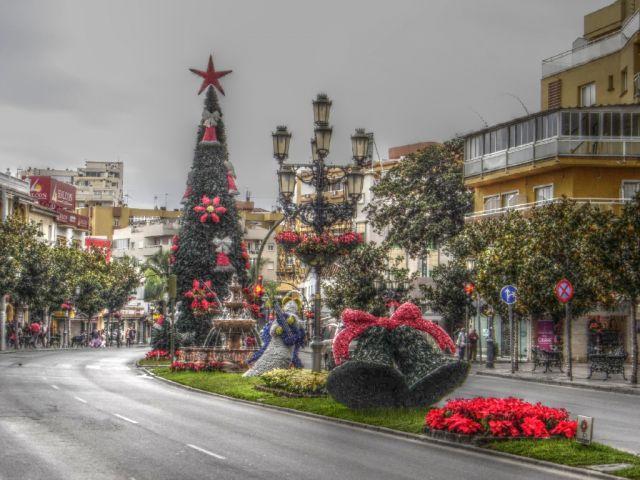 navidad en torremolinos