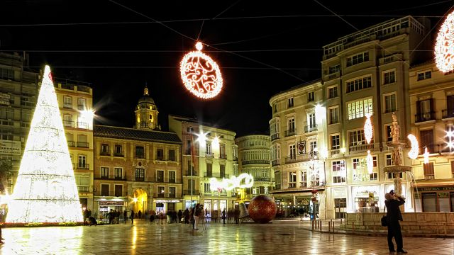 Navidad en la Plaza de La Constitución-1