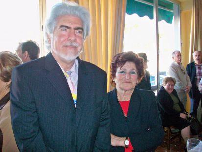 Con mi tita Maria