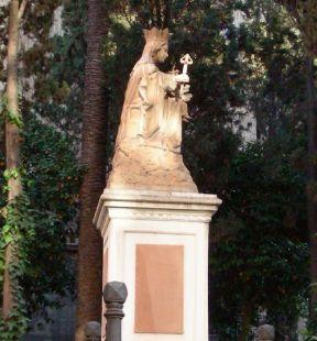 La Virgen de la Victoria