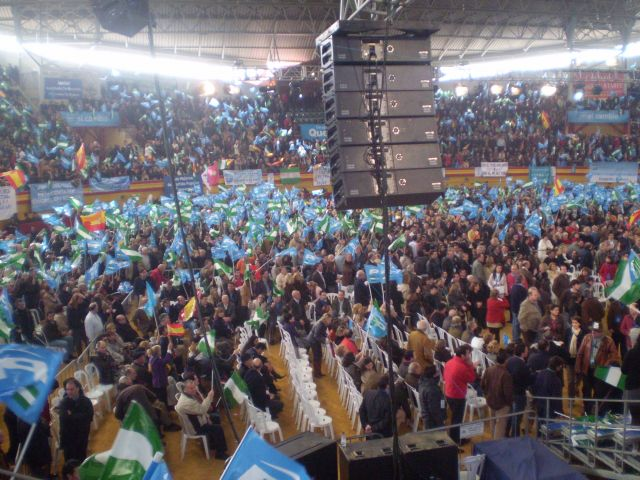 Mariano Rajoy en Atarfe (Granada)