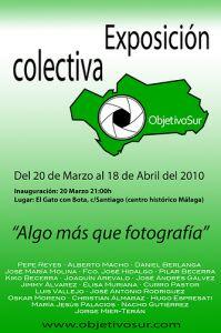 Exposición colectiva de Objetivo Sur