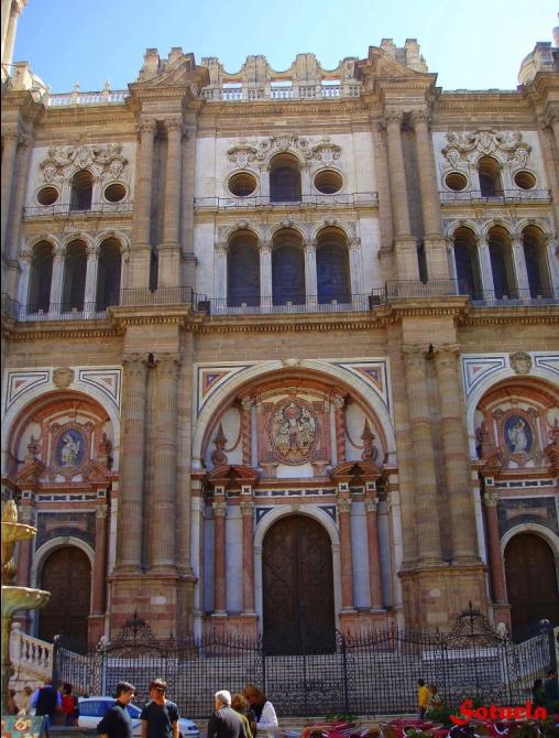 M laga catedral fotos de m laga capital - Fotos malaga capital ...