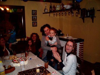 Tia Maria Jose y Ismael