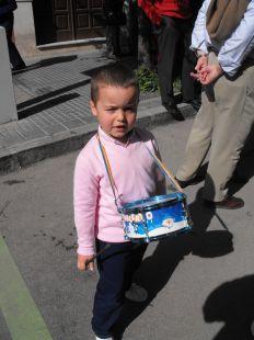 angel cumple 4 años.