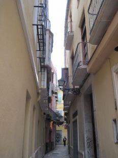 Callejuelas de Malaga