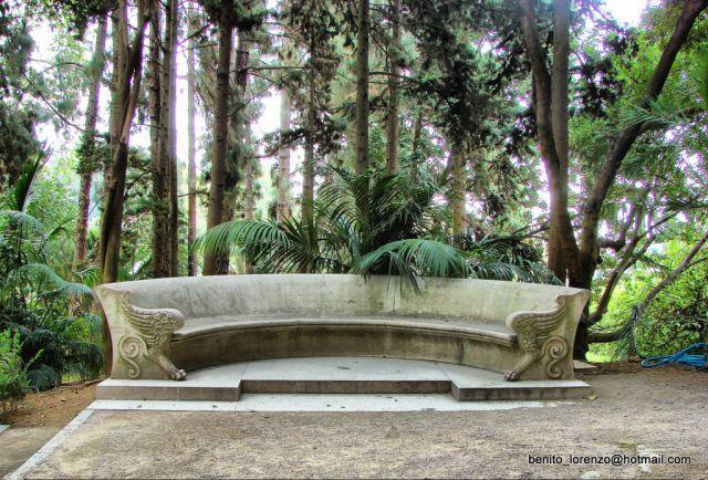 Jard n botanico de la concepci n fotos de m laga capital - Salon de jardin botanic ...