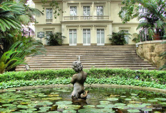 Jardín Botanico de la Concepción  fotos de Málaga Capital