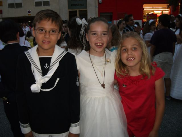Pablo, Irina y Ana.