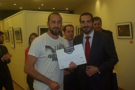 Entrega premios Objetivo SUR en espacio sur