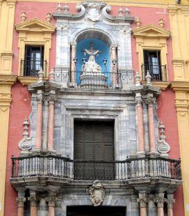 Fachadas de Malaga