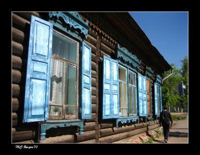 Casa de madera típica de Chitá