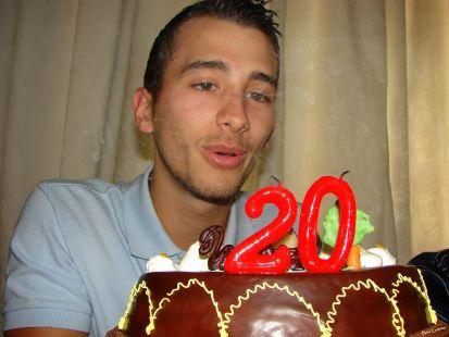 Los 20 años de Alejandro