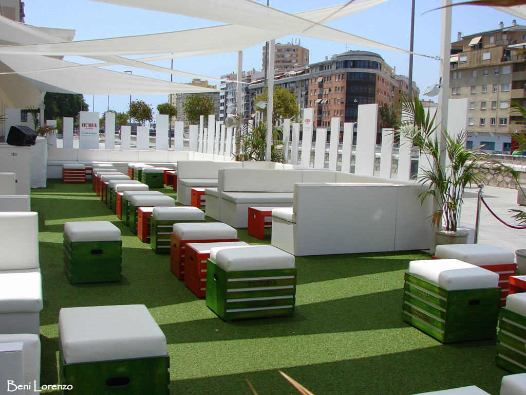 Terraza de verano fotos de m laga capital for Terrazas de verano madrid