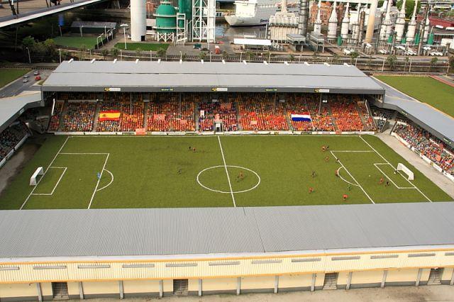 Madurodam (ciudad en miniatura)_Estadio PSV Eindhoven