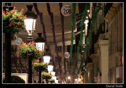 Málaga se engalana