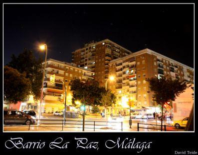 Barrio La Paz, Málaga