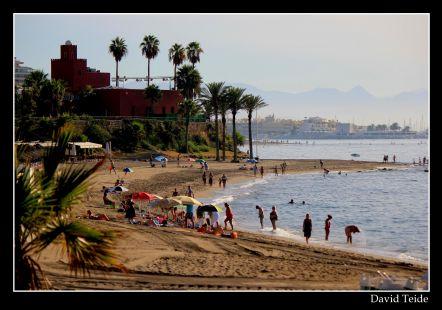 Benalmadena Costa Playa