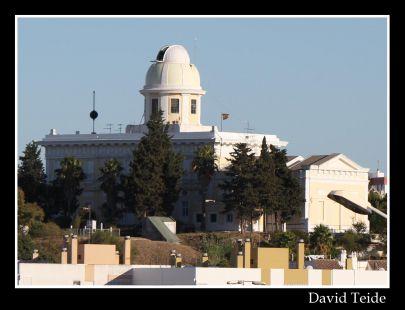 Museo y Observatorio de la Armada en  San Fernando