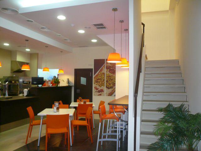 Decoracion pizzeria ciao fotos de tem ticas - Decoracion de interiores malaga ...