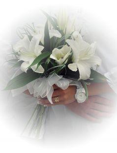 La flor de boda