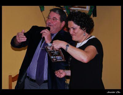 ALMUERZO DE NAVIDAD OMETERA 2010