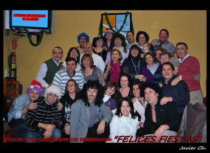 COMIDA DE NAVIDAD DE O.M. 2010