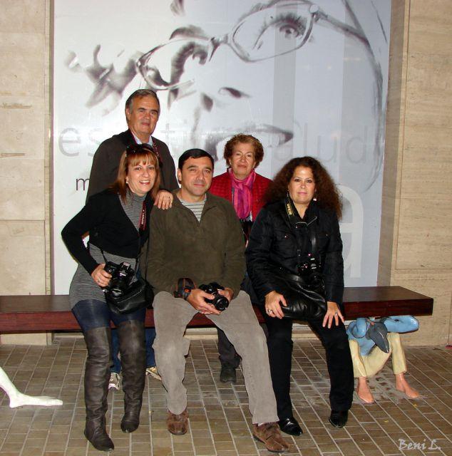 De fotos por el Centro de Málaga