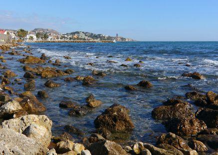 Málaga y el mar (II)