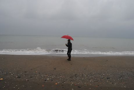 aguas y paraguas