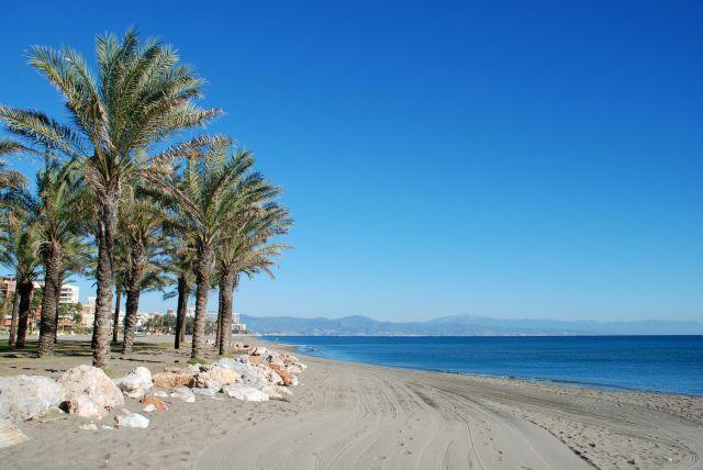 Playa de Torremolinos 2010