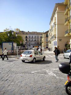 plaza lado este